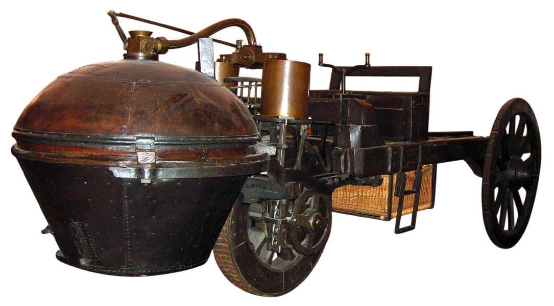 蒸気自動車
